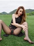 [AISS爱丝]丝袜美腿外拍 NO.103 女骑士