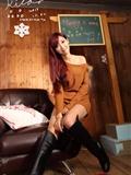 台湾清纯美女 Kila晶晶 低调奢华