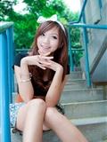 台湾外拍美眉--筱涵