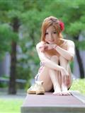 粉嫩性|感妹子 - 赵芸