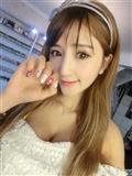 胸模冠军王明明最近微博图集 面孔专辑