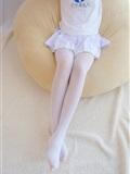 [森萝财团]萝莉丝足写真 R15-006 水嫩嫩的白丝美足(2)