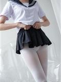爱花写真 - [ALPHA-003] 白丝水手服(9)