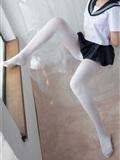 爱花写真 - [ALPHA-003] 白丝水手服(6)
