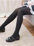 [森萝财团]萝莉丝足写真 R15-001 黑丝女仆(1)