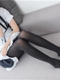 [森萝财团]萝莉丝足写真 R15-001 黑丝女仆(10)