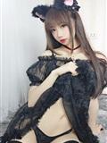 Cos小姐姐雪琪 – 猫耳女友 套图(6)