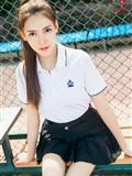 TouTiao头条女神 2019.07.13 莎伦 我是网球美少女