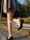 妖精视觉  糖糖 光晕散落的丝袜
