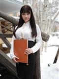 MFStar模范学院 2020.02.15 VOL.267 朱可_儿Flower(6)