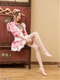 SSA丝社 012期 小琪琪 我的粉红女仆(2)