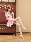 SSA丝社 012期 小琪琪 我的粉红女仆(5)