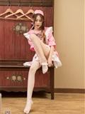 SSA丝社 012期 小琪琪 我的粉红女仆(7)