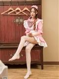 SSA丝社 012期 小琪琪 我的粉红女仆(8)