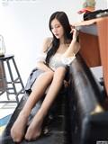 丝慕写_真 SM238 紫宁 《气质御姐》(5)
