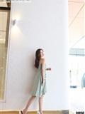 丝慕写_真 SM239 文欣 《时尚街拍》(13)