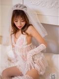 YALAYI雅拉伊  2020.01.18 Y523 丽雅《情趣婚纱》