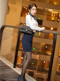 XiuRen秀人网 2020.05.20 No.2267 开档黑丝 夏诗雯Sally(7)