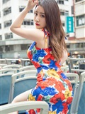 Ugirls尤果网 爱尤物 2020.06.12 No.1842 绯月樱-Cherry 港式情人(6)