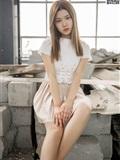 MSLASS梦丝女神 2019-08-29 Vol.045 小除夕 废墟的小白鞋(11)