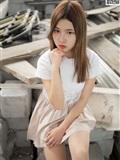 MSLASS梦丝女神 2019-08-29 Vol.045 小除夕 废墟的小白鞋(16)