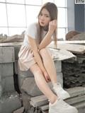 MSLASS梦丝女神 2019-08-29 Vol.045 小除夕 废墟的小白鞋(21)