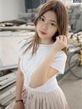 MSLASS梦丝女神 2019-08-29 Vol.045 小除夕 废墟的小白鞋(3)
