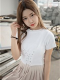 MSLASS梦丝女神 2019-08-29 Vol.045 小除夕 废墟的小白鞋(4)