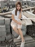 MSLASS梦丝女神 2019-08-29 Vol.045 小除夕 废墟的小白鞋(9)