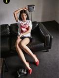 IESS异思趣向  普惠集 011-暖暖 红色高跟鞋