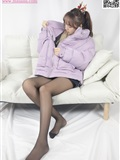 MSLASS梦丝女神 2020-01-05 Vol.087 玥玥 黑丝袜的搭配