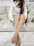 MSLASS梦丝女神 2020-01-21 Vol.093 小迟 小JK的大长腿