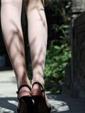 丝慕写真 SM351 紫宁《园中美人》