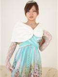 digi-gra  akari nishino 西野あかり photoset 01 写真集(4)