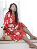 丝慕写真 SM381 新模《和服の小姐》