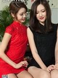 [Ligui丽柜]2019.04.12 Model 钟情&阳阳(19)