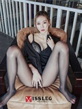 [MissLeg]蜜丝 钻石会员V系列 V014 付艺轩《OL腿腿腿》