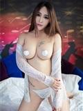 [XIUREN秀人网]写真 2017.11.30 NO.860 薄纱罩体 FoxYini孟狐狸