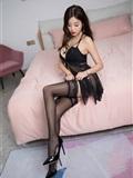 [XIUREN秀人网] 2019.05.15 No.1452 黑丝美*腿性*感女神 杨晨晨sugar(5)