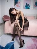 [XIUREN秀人网] 2019.05.15 No.1452 黑丝美*腿性*感女神 杨晨晨sugar(7)