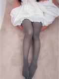 [森萝财团]萝莉丝足写真 ALPHA-001 可爱公主妹妹丝袜秀(2)