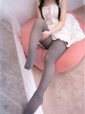 [森萝财团]萝莉丝足写真 ALPHA-001 可爱公主妹妹丝袜秀(17)