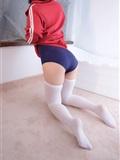 [森萝财团]萝莉丝足写真 ALPHA-002 白丝红衣死库水
