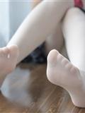 森萝财团写真 - [BETA-028] 白丝美足学生妹(4)