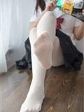 森萝财团写真 - [BETA-028] 白丝美足学生妹(6)