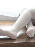 森萝财团写真 - [BETA-028] 白丝美足学生妹(15)