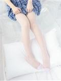 森萝财团写真 - [BETA-030] 蓝色格子裙(6)