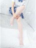 森萝财团写真 - [BETA-030] 蓝色格子裙(7)