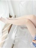 森萝财团写真 - [BETA-030] 蓝色格子裙(20)