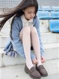 [森萝财团]萝莉丝足写*真 JKFUN-003 甜米 春游
